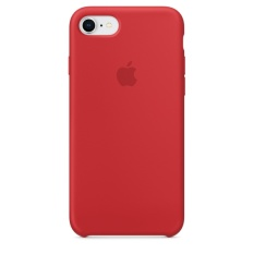 Apple Iphone 8 7 Silicone Case Product Red Price Comparison