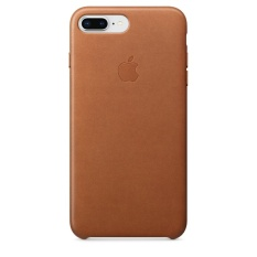 Best Offer Apple Iphone 8 Plus 7 Plus Leather Case Saddle Brown