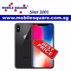 Sale Apple Iphone X 256Gb Telco Activated Set Online Singapore