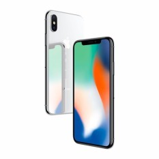 Sale Apple Iphone X Silver 64Gb Singapore Cheap