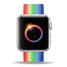 Apple Watch 42Mm Band Woven Nylon Strap Replacement Nylon Band For Apple Watch Intl Compare Prices