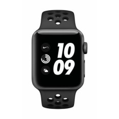 Cheap Apple Watch Nike Gps 38Mm Space Grey Aluminium Case With Anthracite Black Nike Sport Band