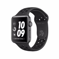 Cheap Apple Watch Nike Gps 42Mm Space Grey Aluminium Case With Anthracite Black Nike Sport Band