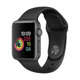 Apple Watch Series 3 Gps 38Mm Space Grey Aluminium Case With Black Sport Band Promo Code