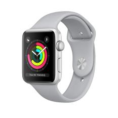 Purchase Apple Watch Series 3 Gps 42Mm Silver Aluminium Case With Fog Sport Band Online