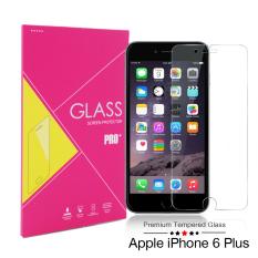 Buy Applefor Iphone 6 Plus 6S Plus Premium 2 5D 9H Tempered Glass Screen Protector Clear Intl Oem Original
