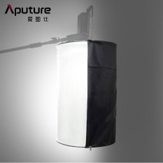 Cheapest Aputure Led Video Light Cylindrical Soft Cover Is