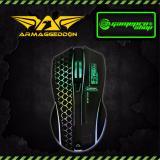 Best Offer Armaggeddon Mikoyan Foxbat Iii Kevlar 13 Wireless Gaming Mouse