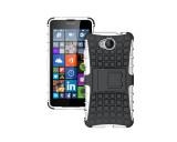 Sale Armor Hybrid Case Cover For Microsoft Nokia Lumia 650 White Online China