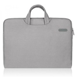 Arvok 16 17 17 3 Inch Water Resistant Canvas Fabric Laptop Sleeve With Handle Zipper Pocket Notebook Computer Case Ultrabook Tablet Briefcase Carrying Bag Pouch Skin Cover For Acer Asus Dell Hp Gray Intl Coupon Code