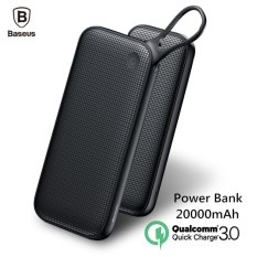 Where Can You Buy Baseus Powerful Portable Qc 3 20000Mah Power Bank Quick Charge 3 Usb