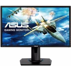 Price Asus 24 Inch Full Hd Freesync Gaming Monitor Vg245H 1080P 1Ms Rapid Response Time 75Hz Dual Hdmi Low Blue Light Flicker Free Display With Pivot Tilt And Swivel Asus Eyecare Asus Singapore
