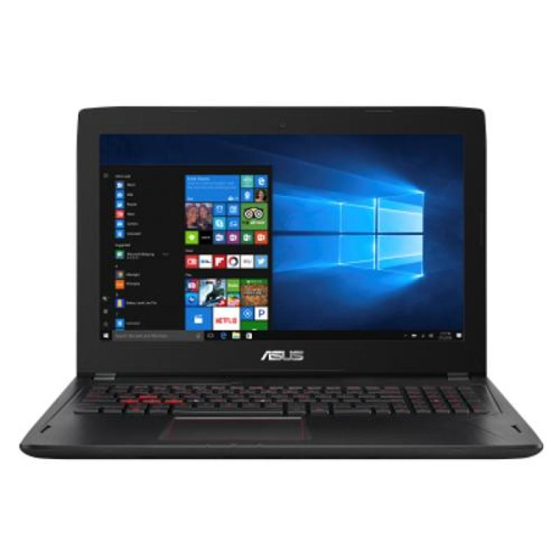 ASUS FX502VM-DM266T 15.6 Win 10 64 bit Laptop (Black)