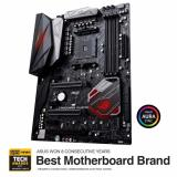 Compare Prices For Asus Rog Crosshair Vi Hero Amd X370 Atx Gaming Motherboard With Aura Sync Rgb Leds Ddr4 3200Mhz M 2 Usb 3 1 Front Panel Connector And Type A C