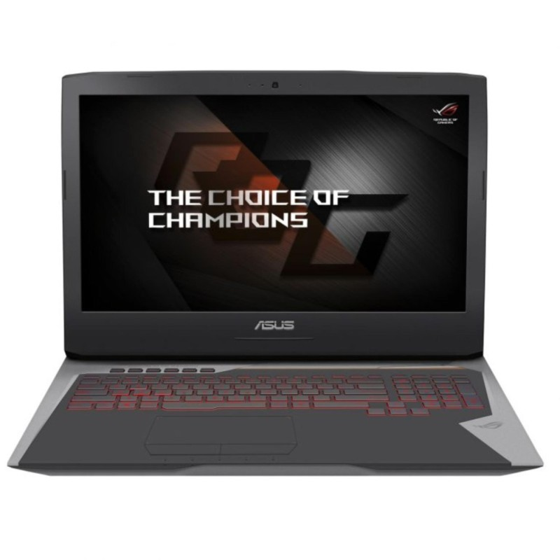 Asus ROG G752VY-GC366T 17 i7-6700HQ NVDIA GTX 980M W 4GB DDR5 16GB 1TB 128GB SSD BLU RAY WRITER Gaming Laptop W10