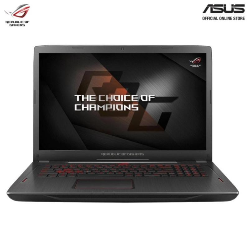 ASUS ROG Strix GL702ZC-GC200T (AMD 8-Core RYZEN 7 1700 & AMD B350) Gaming Laptop
