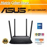 Price Asus Rt Ac1300Uhp Wireless Ac1300 Dual Band Wireless Router With Mu Mimo And Parental Controls Online Singapore