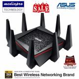 Cheap Asus Rt Ac5300 Ac5300 Tri Band Wi Fi Gigabit Router Exclusive Built In Game Accelerator From Wtfast® Online
