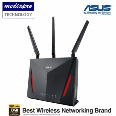 Asus Rt Ac86U Ac2900 Dual Band Gigabit Wi Fi Router With Mu Mimo Shop