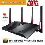 Discount Asus Rt Ac88U Ac3100 Dual Band Gigabit Wifi Gaming Router With Mu Mimo Supporting Aiprotection Network Security By Trend Micro Wtfast Game Accelerator