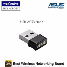 Buy Asus Usb Ac53 Nano Ac1200 Dual Band Usb Wi Fi Adapter 3 Years Local Agent Warranty Singapore