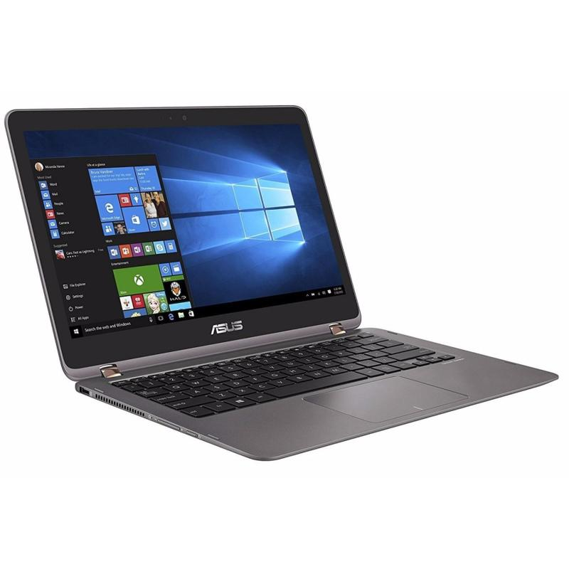 Asus UX360UAK-DQ210T ZenBook Flip Notebook Display 13.3 TOUCH SCREEN, Intel Core i7-7500U Processor, 8 GB RAM, 512 GB SSD, Intel 520 Graphics Card(Grey)