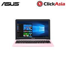 Asus VivoBook E12 (E203NA-FD043TS) - 11.6/Celeron N3350/4GB DDR3/32GB eMMC/Intel/Win10 (Pink)