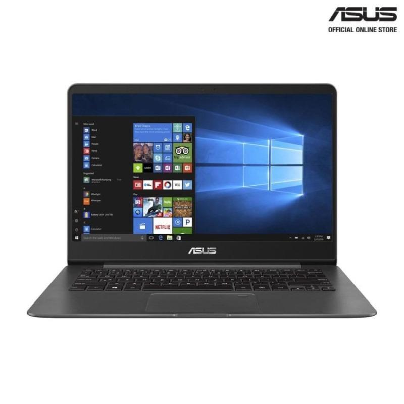 "ASUS ZenBook UX430UN-GV115T 14.0"" LED-backlit Ultra Slim Full HD 1,920 x 1,080   i5-8250U processor 1.6 GHz (6M Cache, up to 3.4 GHz)8GB LPDDR3 RAM & 512GB SSD Windows 10 Home (64-bit) Discrete Graphics MX150 with 2GB DDR5 (Quartz Grey)"