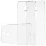 Asus Zenfone 3 Deluxe Zs570Kl Case Nillkin Thin Soft Nature Series Tpu Bumper Case Back Cover Shell For Asus Zenfone 3 Deluxe Zs570Kl White Intl Lowest Price