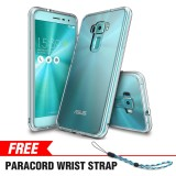 Recent Asus Zenfone 3 Ze552Kl Case Ringke Fusion Crystal Clear Pc Back Tpu Bumper Drop Protection Shock Absorption Technology Scratch Resistant Protective Cover For Asus Zenfone 3 Ze552Kl Intl