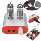 Price Compare Audio Mini 6J5 Vacuum Tube Headphone Amplifier Stereo Hifi Hybrid Earphone Amp Intl