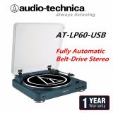 Wholesale Audio Technica At Lp60 Usb Fully Automatic Belt Drive Stereo Turntable Usb Analog