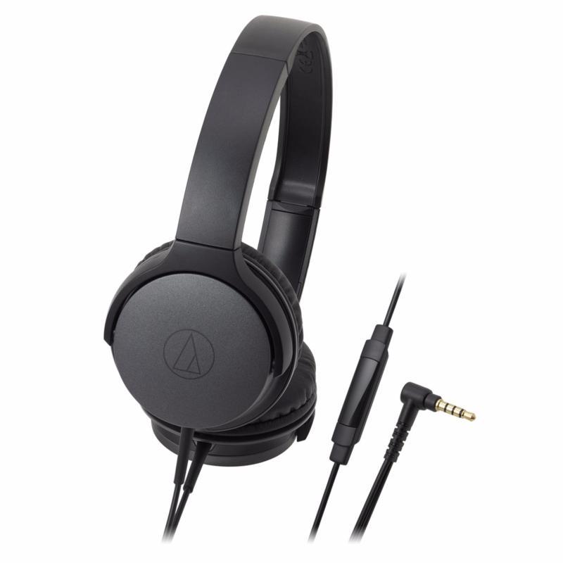 Audio-Technica ATH-AR1iS Sound Reality Portable On-Ear Headphones Singapore