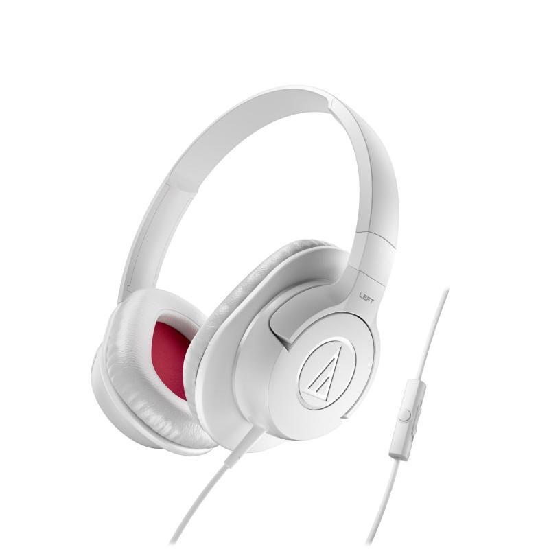 Audio Technica ATH-AX1iS SonicFuel® Over-ear Headphone Singapore