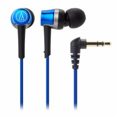 Review Audio Technica Ath Ckr30Is In Ear Headphones For Smartphone Blue Audio Technica On Singapore