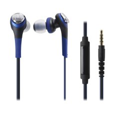 Where Can I Buy Audio Technica Ath Cks550Is Solid Bass In Ear Headphones Blue