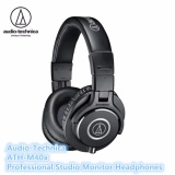 Discount Audio Technica Ath M40X Professional Studio Monitor Headphones Audio Technica Singapore