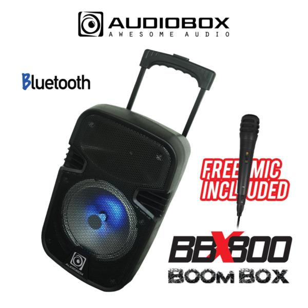 Audiobox BBX800 TWS with FREE microphone Speaker Powerful Singapore