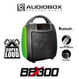Deals For Audiobox Bluetooth™ Speaker Bbx300 Green