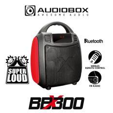 Audiobox Bluetooth™ Speaker Bbx300 Red Shop