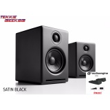 Price Comparisons Audioengine A2 2 75 Powered Desktop Speakers Satin Black Pair