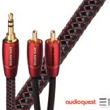 Great Deal Audioquest Golden Gate 3 5Mm To Rca