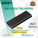Top 10 Aukey 20 100Mah Quick Charge 3 Power Bank Black 20001 Mah