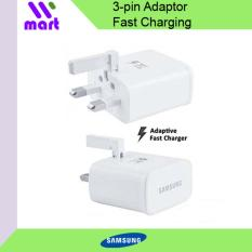 Sale Authentic Original Samsung Adaptive Fast Charging Wall Charger 3 Pin Samsung Online