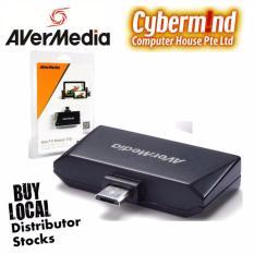 Buy Avermedia Avertv Mobile 510 Ew510 Dvb T Portable Tv Tuner For Android Tm Avermedia