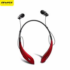 Retail Price Awei A810Bl Wireless Bluetooth Sport Stereo Headset Headphone With Mic