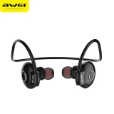 Buy Awei A845Bl Bluetooth V4 1 Noise Reduction Neckband Stereo Earphones Headset Intl Awei