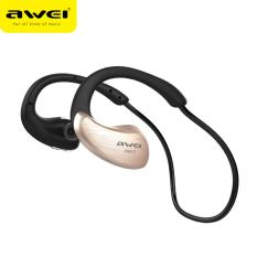 Price Comparisons For Awei A885Bl Bluetooth Wireless Waterproof Headset Earpiece Headphone Nfc Gold