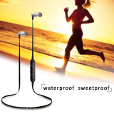Get The Best Price For Awei A990Bl Bluetooth Wireless Sweatproof Sport In Ear Headphones Silver