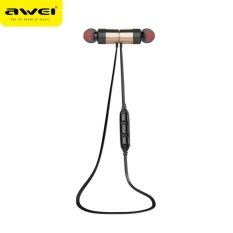 How To Get Awei Ak2 Bluetooth Headphone Wireless Earphone Cordless Headset Stereo Blutooth Earphone Sports Waterproof For Phone Intl